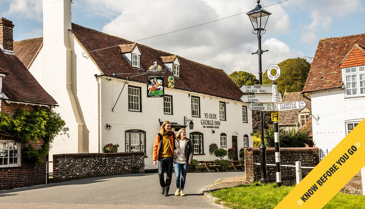 Making plans to travel to Hampshire this weekend? We can't wait to welcome you back but please do 'know before you go', plan ahead, make bookings and check opening times and restrictions before you travel: https://t.co/BUO8YLJ38f  @VisitEngland #KnowBeforeYouGo https://t.co/k9fTfn1p46