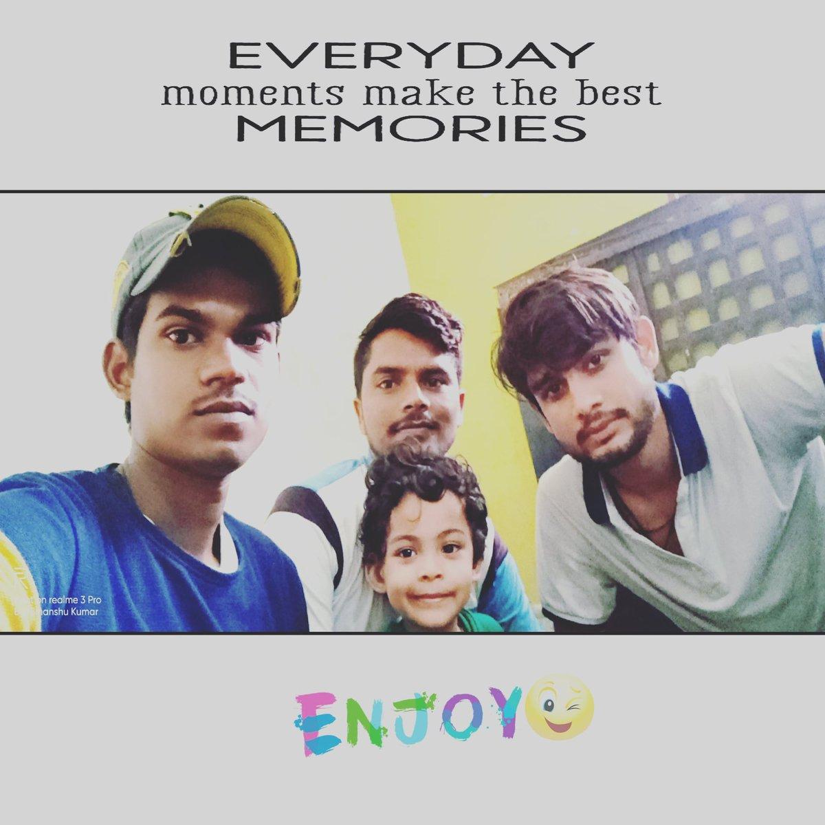 Happy moments of life any part and missing all Friends #himanshukumarsagar #itxtar  #momentsofmine #enjoylifepic.twitter.com/XlMkEE9l3c