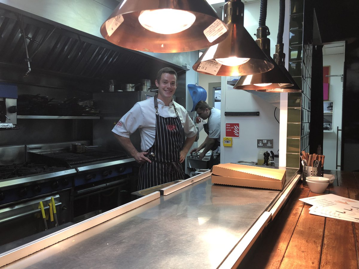 At Coppi in Belfast they're preparing for first service in more than 100 days.