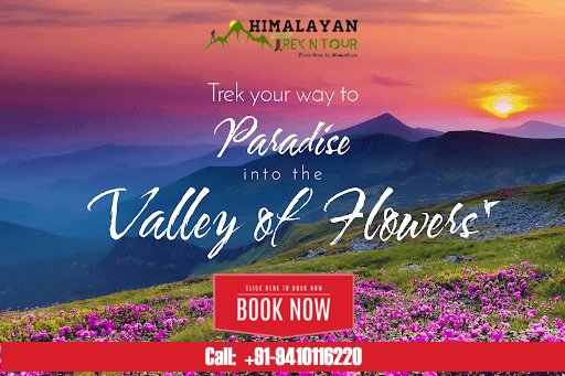 "Get Instant 10% Discount on ""Valley of Flowers Trek"" Call for booking: +91-9410116220; +91-9410984988 Website: https://t.co/64B2wckL9g Details: https://t.co/chPx1QvdmS… Email: info@himalayantrekntour.in #trekking #trek #kuaripass #kuaripasstrek #uttarkashi #uttarakhand #dehradun https://t.co/kUCczRA6FR"
