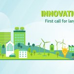 Image for the Tweet beginning: The 1⃣st #InnovationFund call for
