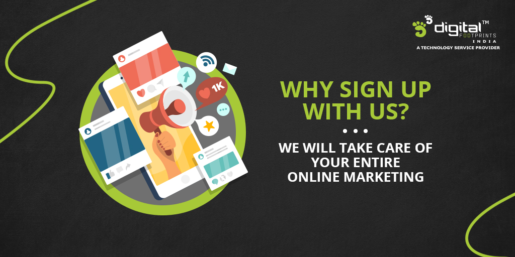 We understand the dynamic lifestyle and responsibilities of a business owner. With us handling your company's marketing, you can focus on operations and think of expansion. Visit our website to Know More: https://t.co/Jix65PcFYu #dgfootprints #dgfootprintsindia #digitalmarketing https://t.co/zea7oRejv8