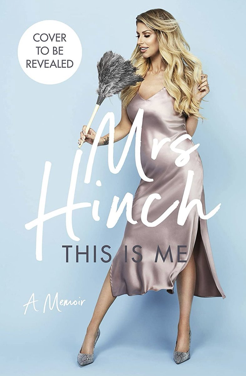Mrs Hinch is back to our bookshelves with her incredible new memoir, This is Me. Discover @mrshinchhome's extraordinary story as she shares in her highs and lows, her biggest fears and her darkest challenges. Pre-order your copy now: https://www.waterstones.com/book/this-is-me/mrs-hinch/9780241454305…pic.twitter.com/dFFnCN5143