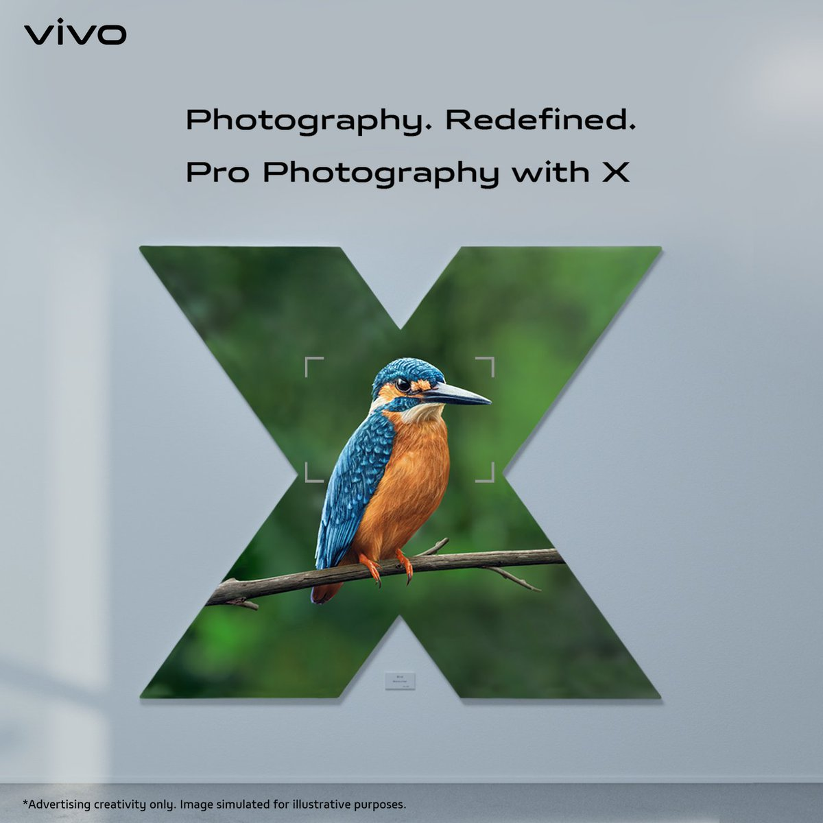 #PhotographyRedefined for all Xtremes with #vivoX50Series. Prepare to capture the subject in absolute clarity, whether it be far, tiny or in really low light. #ComingSoon https://t.co/7fKqKM1RMw