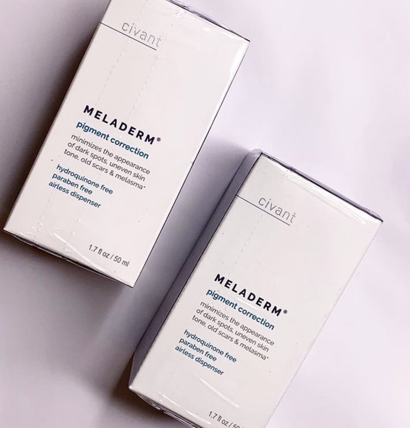 Meladerm® contains over 10 advanced ingredients that brighten the skin and reduce the appearance of hyperpigmentation such as age spots, acne marks, melasma, and uneven skin tone.  Price: 28,000 Nairapic.twitter.com/uLgxFmnzCr
