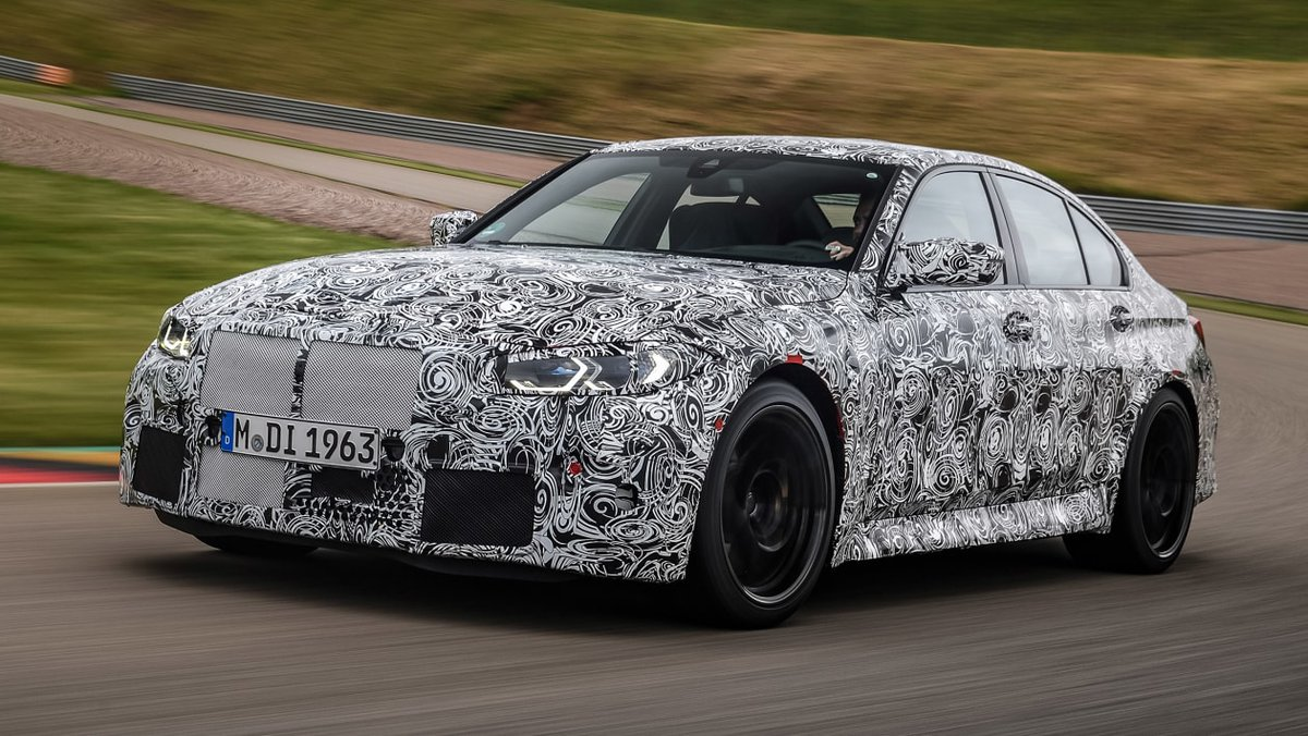 REVIEW: We've been for an early prototype drive of the next BMW M3 Competition!...>> https://t.co/kvTCF4akDq https://t.co/tgO56CHjbQ