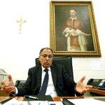 Image for the Tweet beginning: Vatican's new financial regulator vows