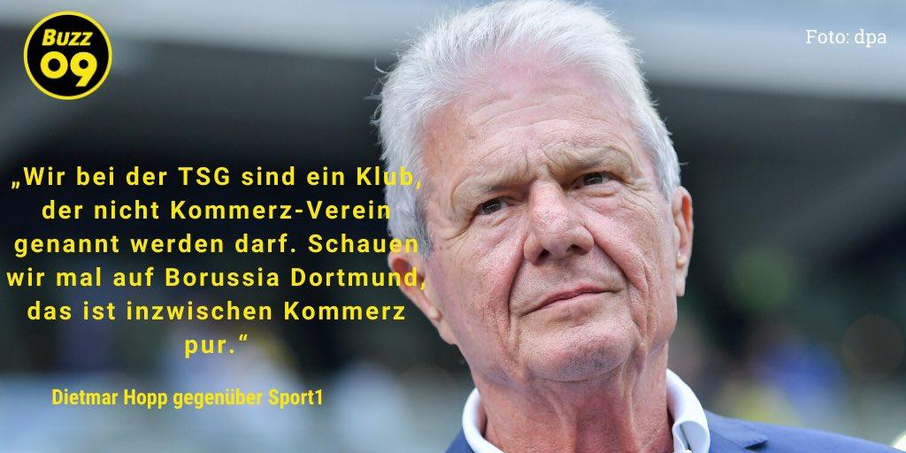 ❌ Dietmar #Hopp und der #BVB werden wohl keine Freunde mehr...   ➡️ https://t.co/2r3RnwenTT https://t.co/aNnXCCw1ee