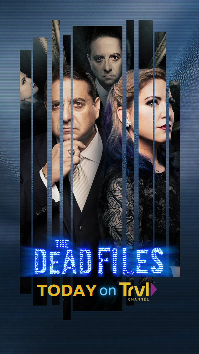 Open the files to the unknown when you watch all day long!  Plus, stream Seasons 4-7 of The Dead Files for free on the app>> https://t.co/ImVOGBjXQ2 https://t.co/co2ptB1VE4