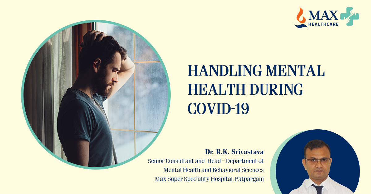 Join the FB live session now with Dr. R.K. Srivastava https://t.co/s0zqy8C7hj , where he talks about various mental health issues ranging from coping with depression to the psychological effects of COVID – 19 on children and more such topics. https://t.co/2aoV4P6DY1