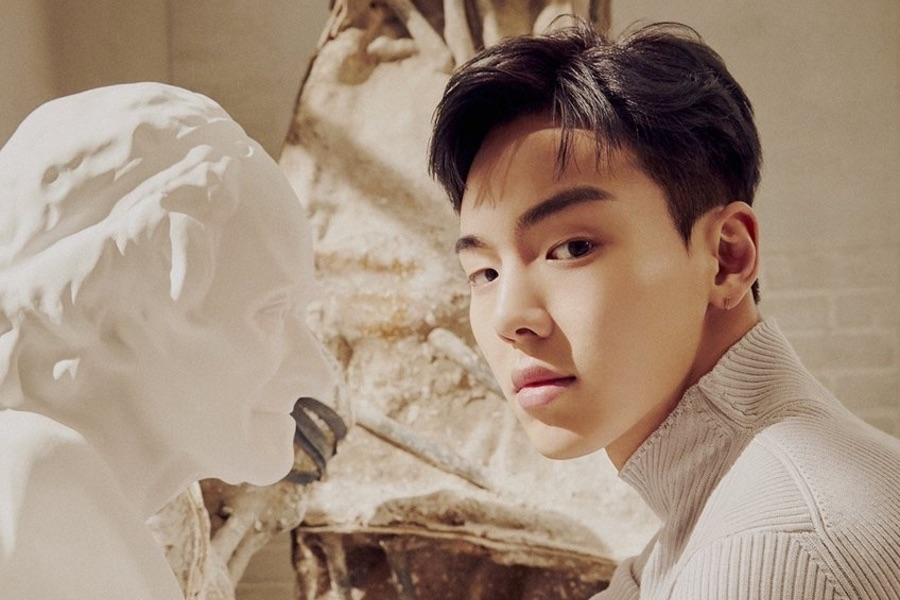 Starship Entertainment Reveals #MONSTAX 's Shownu Is Recovering From Eye Surgery  https://www. soompi.com/article/141068 2wpp/starship-entertainment-reveals-monsta-xs-shownu-is-recovering-from-eye-surgery  … <br>http://pic.twitter.com/dzUaNaCE2v