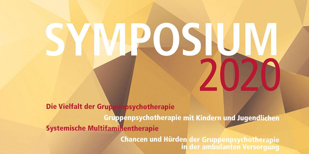 """Jetzt alle Videos des #DPtV-Symposium """"Herausforderung Gruppenpsychotherapie"""" online! https://t.co/35T27mwfpQ https://t.co/V8p0NtpZX6"""
