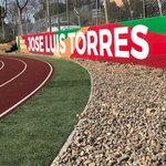 Image for the Tweet beginning: La Pista de Atletismo amplía