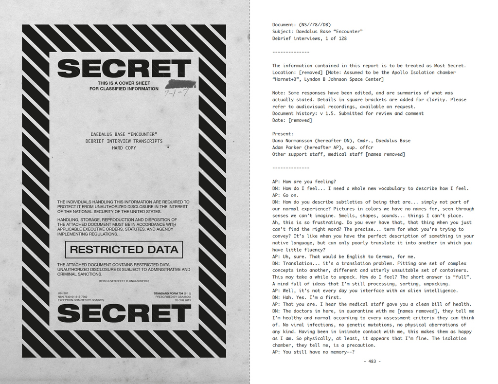 """A few spreads from my upcoming """"Novel, Graphic"""", XX. Pre-order here: https://www.amazon.co.uk/XX-Novel-Graphic-Rian-Hughes/dp/1529020573… @picadorbooks @overlookpress @RavindraM @JamiedoesPR @Testudo_aubreii #sciencefiction #design #graphicdesign #logoinspiration #typography #bookdesignpic.twitter.com/00D2Pgp2z0"""