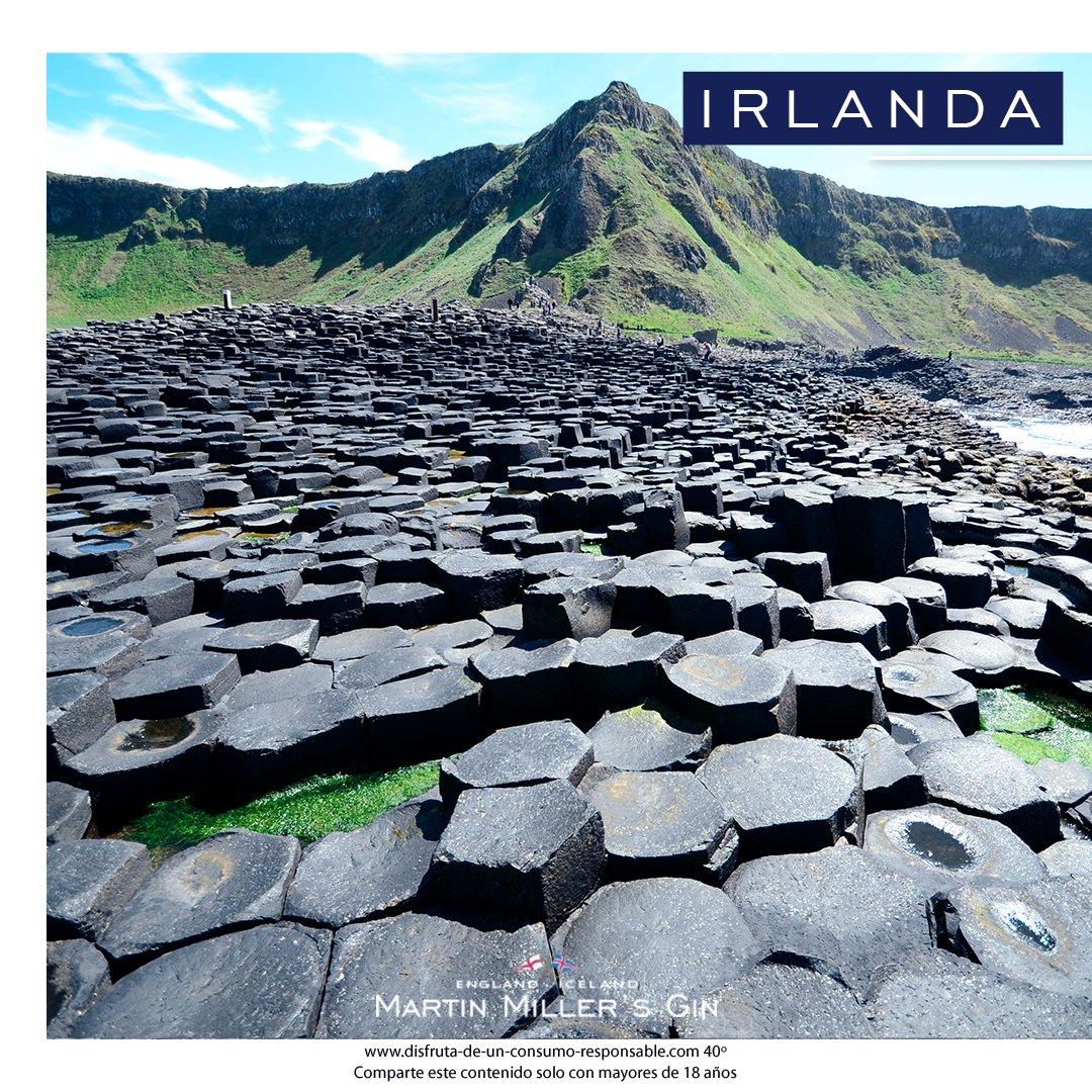 Nuestro espíritu aventurero nos lleva hasta La Calzada del Gigante, una formación de 40.000 columnas de basalto que dan forma a un lugar espectacular de la costa de Irlanda del Norte. ¿A quién le gustaría visitarlo? https://t.co/A6iEdcEzYD