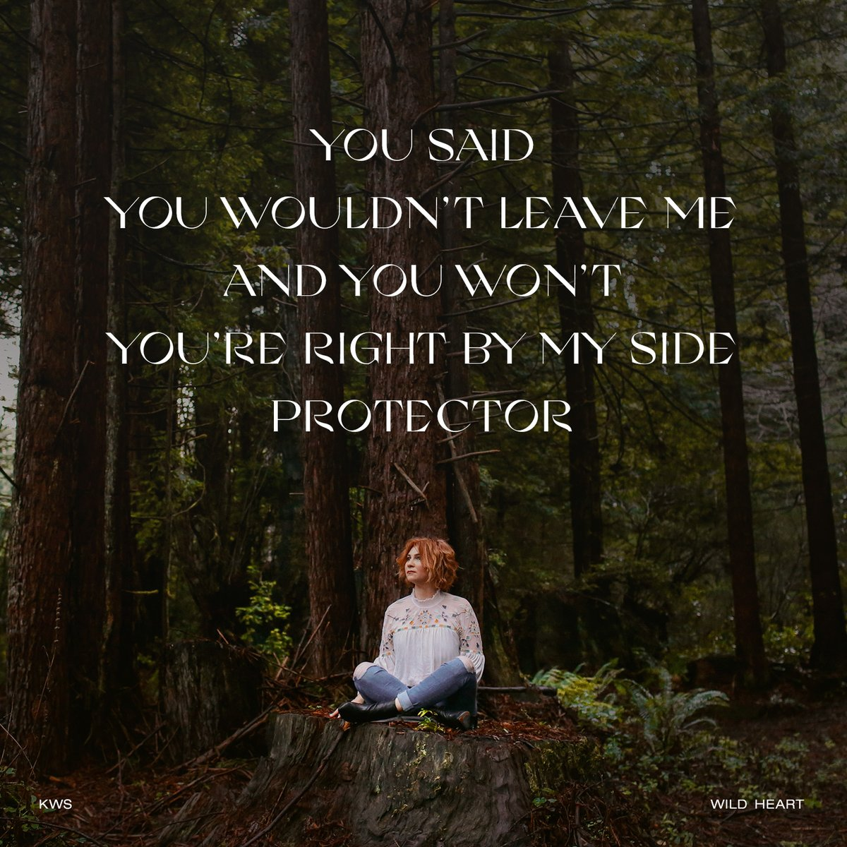 We invite you to experience 'Protector', the first song from Kim Walker-Smith's upcoming album, 'Wild Heart'. Available now wherever you listen to music. https://t.co/XUETGWdI2l