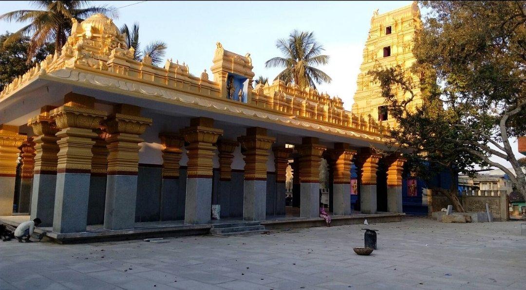 #GoodMorningTwitterWorld 🙏🏻🚩 #JaiHindKiSena 🙏🏻🚩 #JaiHind 🙏🏻🚩 #jaishreeram 🙏🏻🚩 #MeraBharatMahan,🙏🏻🚩 Hasanamba templeis a Hindu temple located inHassan District, Karnataka State Indian. https://t.co/gK8UIl0Log