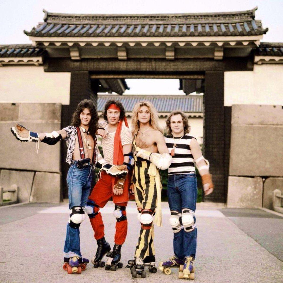 @djmarkfarina's photo on Van Halen