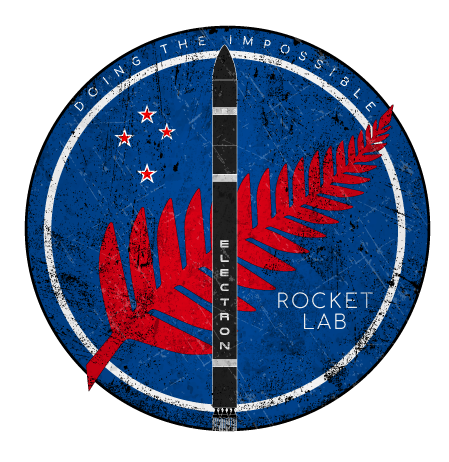 Electron Badge (Rocketlab) https://t.co/vi4739Ui6R