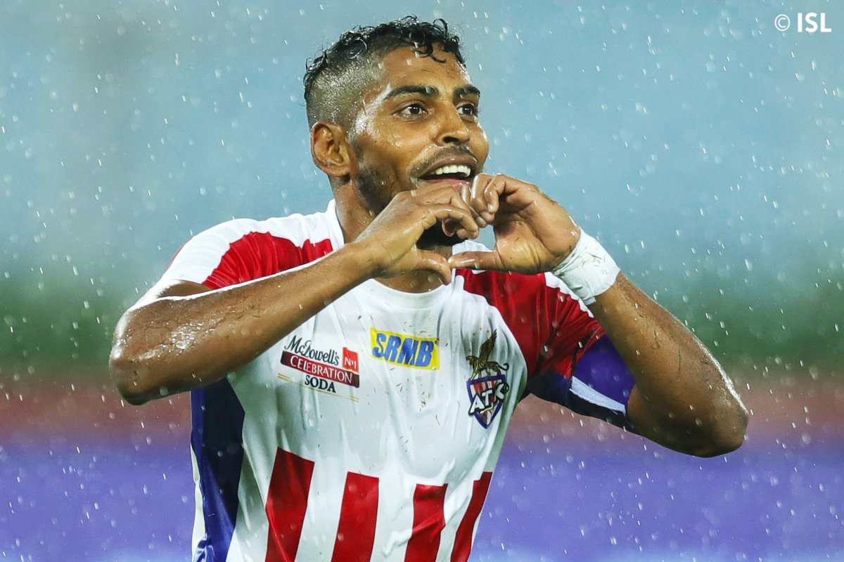 Fiji international, @RoyKrishna21, extends his contract by one year. Most goals for @ATKFC ✅ Most assists for @ATKFC ✅ #HeroISL Champion ✅