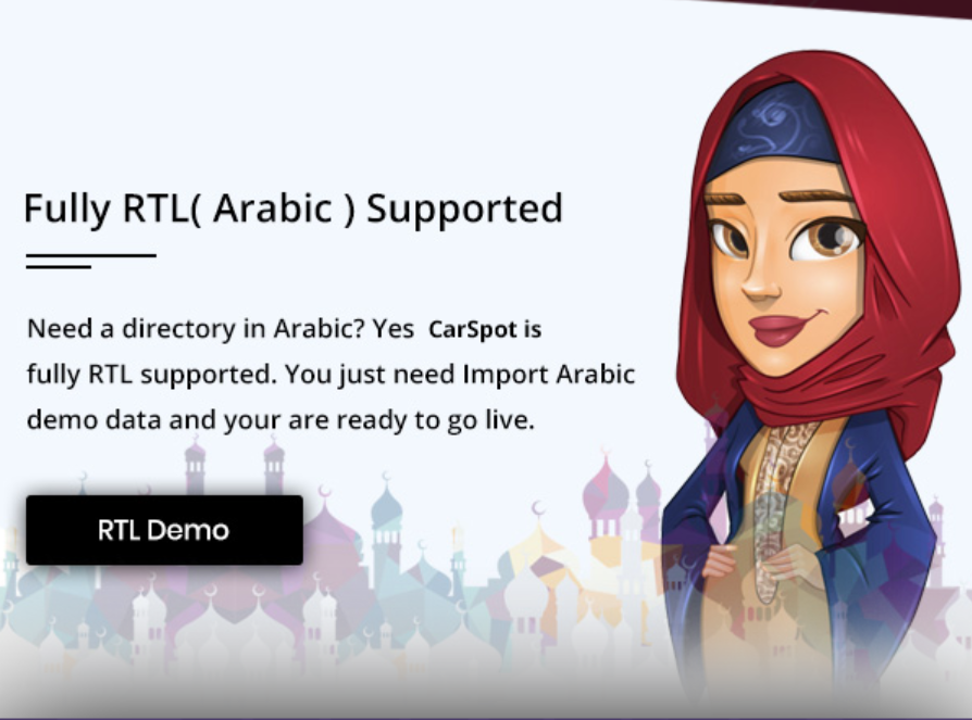 Need a directory in Arabic? Yes CarSpot React Native App is fully RTL Supported. Just need Import Arabic demo data and you are ready to go live. #Classified #NativeApp #ReactNative #App Purchase it from Codecanyon  https:// codecanyon.net/item/carspot-d ealership-classified-react-native-app/24793504  … ?<br>http://pic.twitter.com/CR3xLIur1X