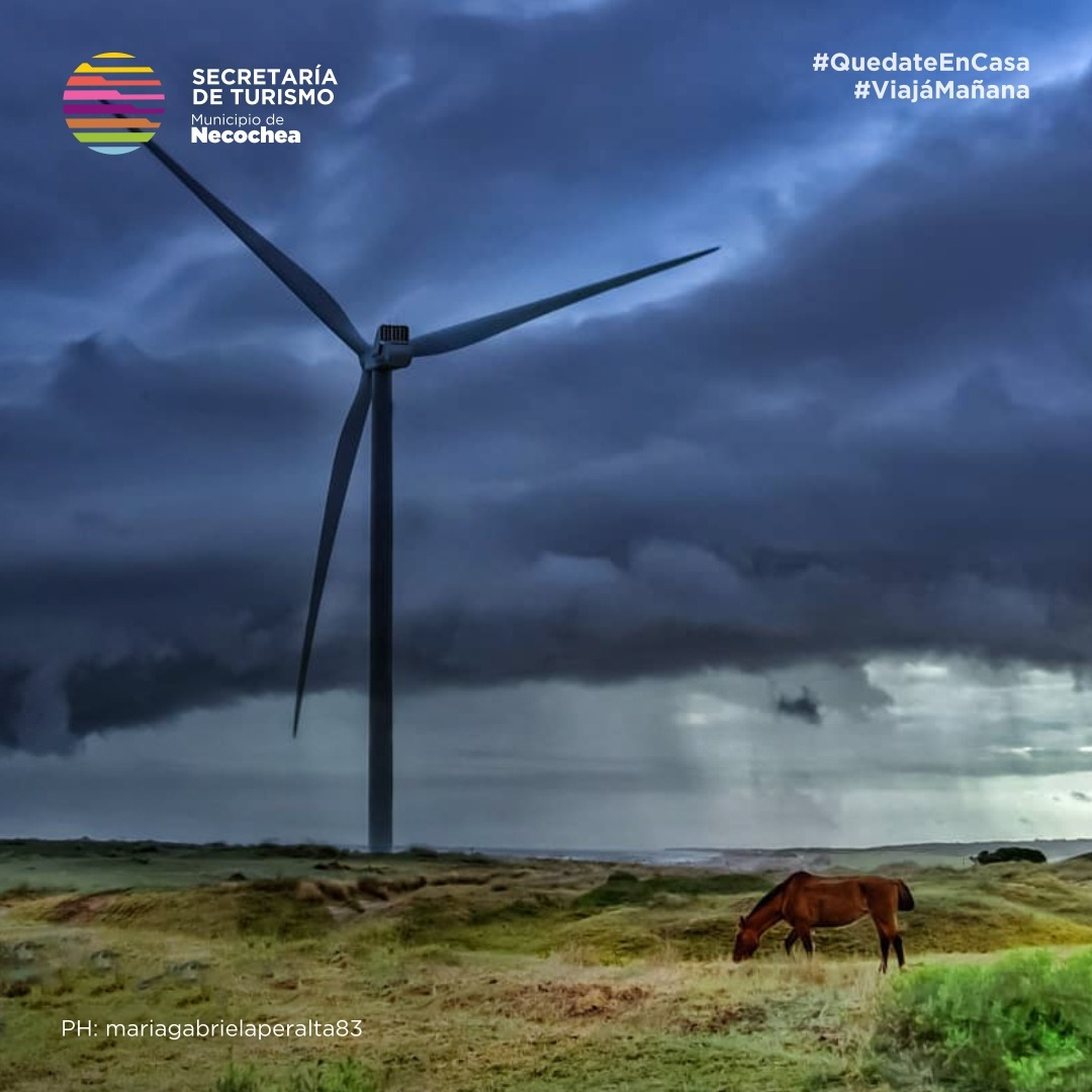 Recordá que la tormenta no dura para siempre 🌦️  Preparate para volver 💫  #BuenViernes #Tur #NecocheaTeEspera #Soñá #Sentí ✨#Naturaleza #Tormenta #Turismo #QuedateEnCasa #LaMejorPlayaArgentina🆕 #ViajaMañana #FaltaMenos https://t.co/lc3dyI14nW