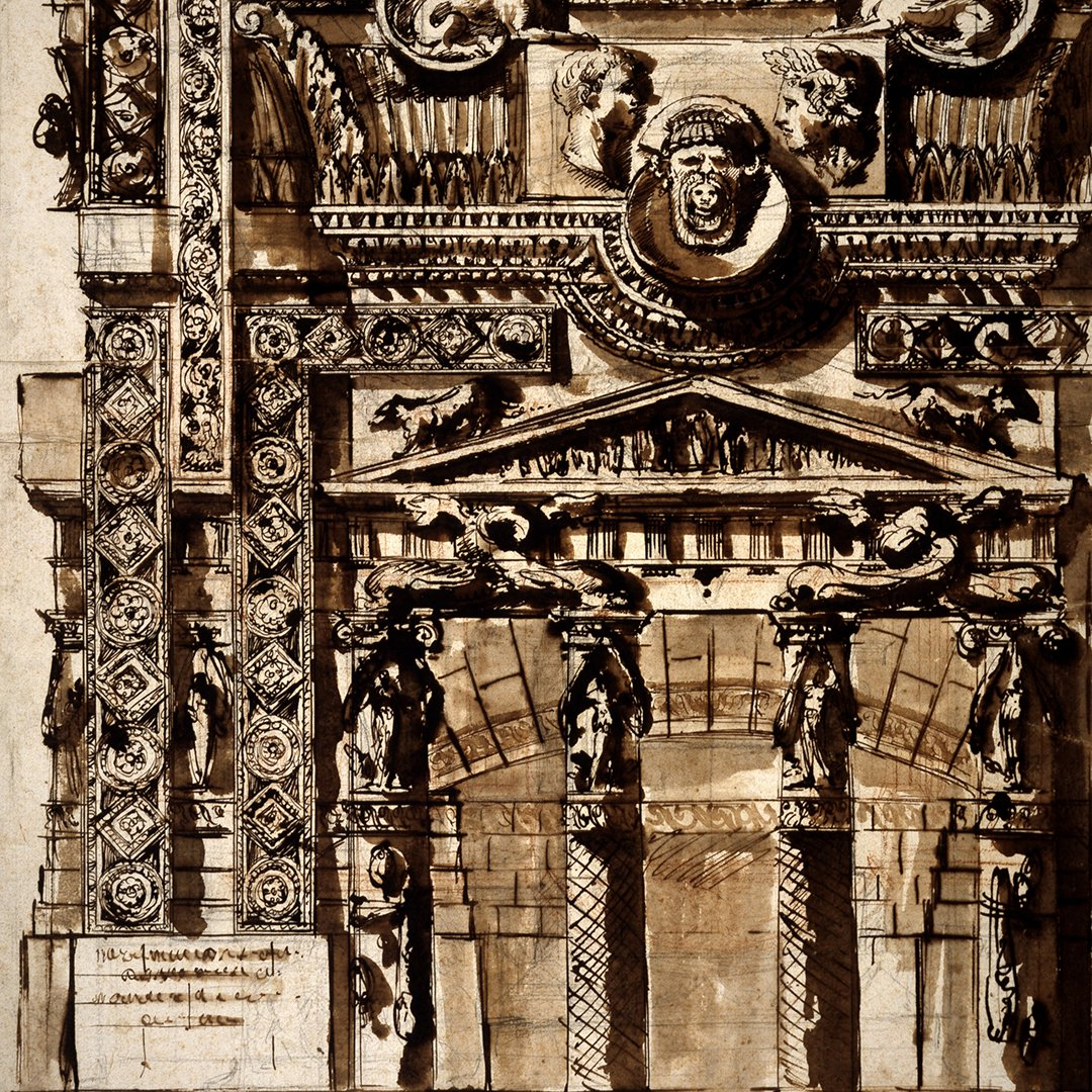 @SamsungUK And if you want to find out more about Piranesi's life and work, and discover his brilliant drawings, browse our exhibition page – now with online highlights: ow.ly/37Qd30qTf5M