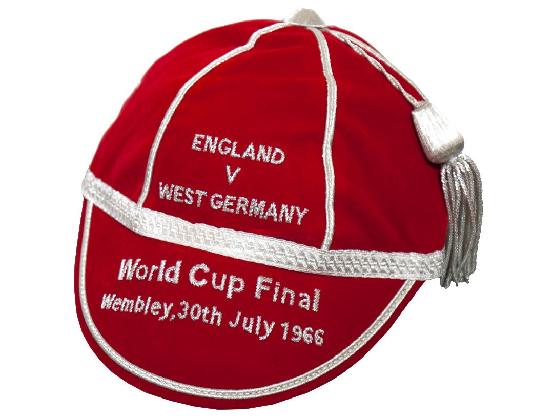 For sale -England 1966 World Cup #commemorative #cap  Visit  http://www. sporting-memories.co.uk     to buy your cap.  #sports #football #memorabilia   #england #worldcupfinal #worldcup #1966 #wembleystadium #wembley #itscominghome #westgermany #englandfa #footballassociation <br>http://pic.twitter.com/6iDITxyeNm
