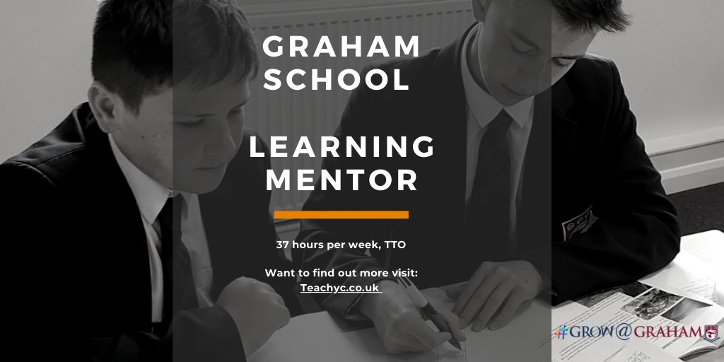 A great opportunity for a Learning Mentor at one of our coastal schools #ThriveWithHope #CareersWithHope