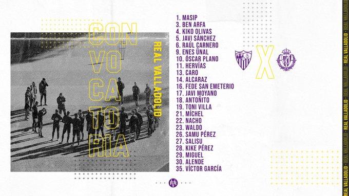 EbbFPhoXsAAUwHg?format=jpg&name=small Sergi Guardiola fuera de la convocatoria para jugar ante el Sevilla - Comunio-Biwenger