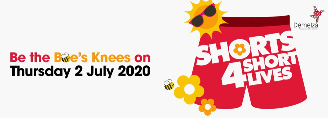 Help raise funds for @DemelzaHospice by taking part in their #Shorts4ShortLives Day next week! Sign up here: https://t.co/CMSCyYGQAL #Charity #LegsOut #SignUp https://t.co/FeeIw3nyuS