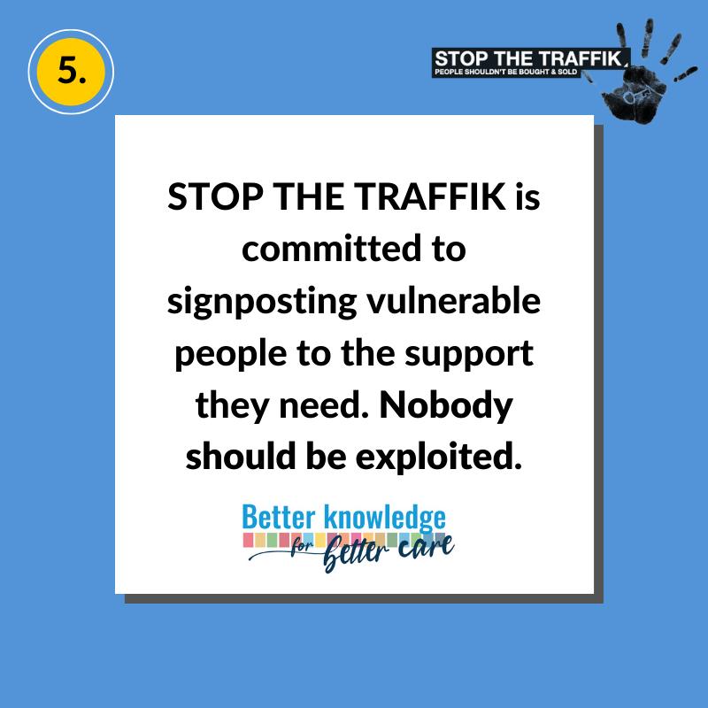 Nobody should be exploited. #FactsForSolidarity #WDD #WorldDrugDay