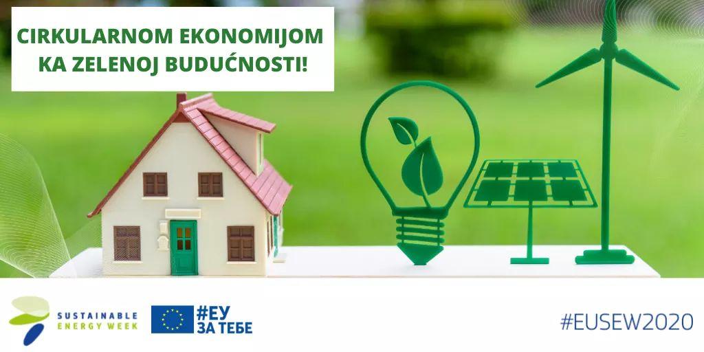 test Twitter Media - Novim EU 🇪🇺 akcionim planom za cirkularnu ekonomiju težimo zelenoj budućnosti za privredu i novim pravima za potrošače. ♻️ Poseban fokus na industrijama tekstila, elektronike, plastike, hrane, ambalaže i otpada! ✅ #EUSEW2020 #EugreenDeal  Više detalja👇 https://t.co/jq4YSpO6TR https://t.co/Yug5j6tzyr