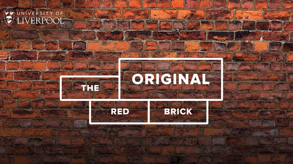 It's our first Virtual Open Day of the year! We're excited to welcome so many students to find out more about studying at the Original Redbrick. #LivUniOpenDay #LivOriginal