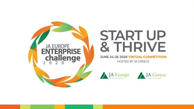 Děkuji @JA_Europe@JA_Greece za uspořádání soutěžepro mladé talentované studenty s podnikatelským duchem. Kdo vyhraje prestižní cenu za nejlepší start-up projekt? Sledujte prezentace 18 evropských týmů nahttps://t.co/RXksggYBSh Velké finále už dnes! #JAstartup #JAEEC20 https://t.co/ohhIzRnpbF