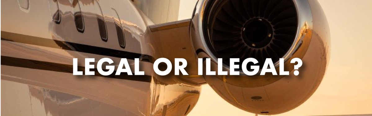 A few important factors to consider before booking a #charter flight: https://t.co/boyZTyUBgO  1) Is the charter legal?  2) Are you insured?  #aircraftcharter #illegalcharter #charterflights #AsianSkyMedia #bizav #avgeek https://t.co/mmEzvcJ8v9