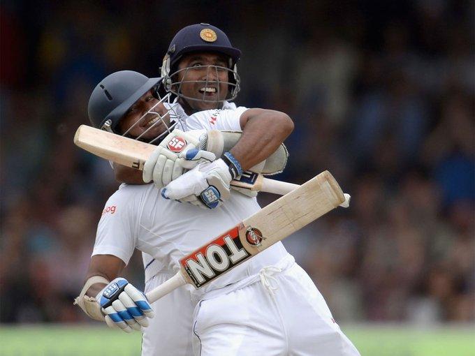 Top five: Highest batting partnerships in Tests  Read:  http:// toi.in/aUkT5a/a24gk      #KumarSangakkara #MahelaJayawardene #DonBradman #JavedMiandad #ShaunMarsh<br>http://pic.twitter.com/e5z17KG1y2