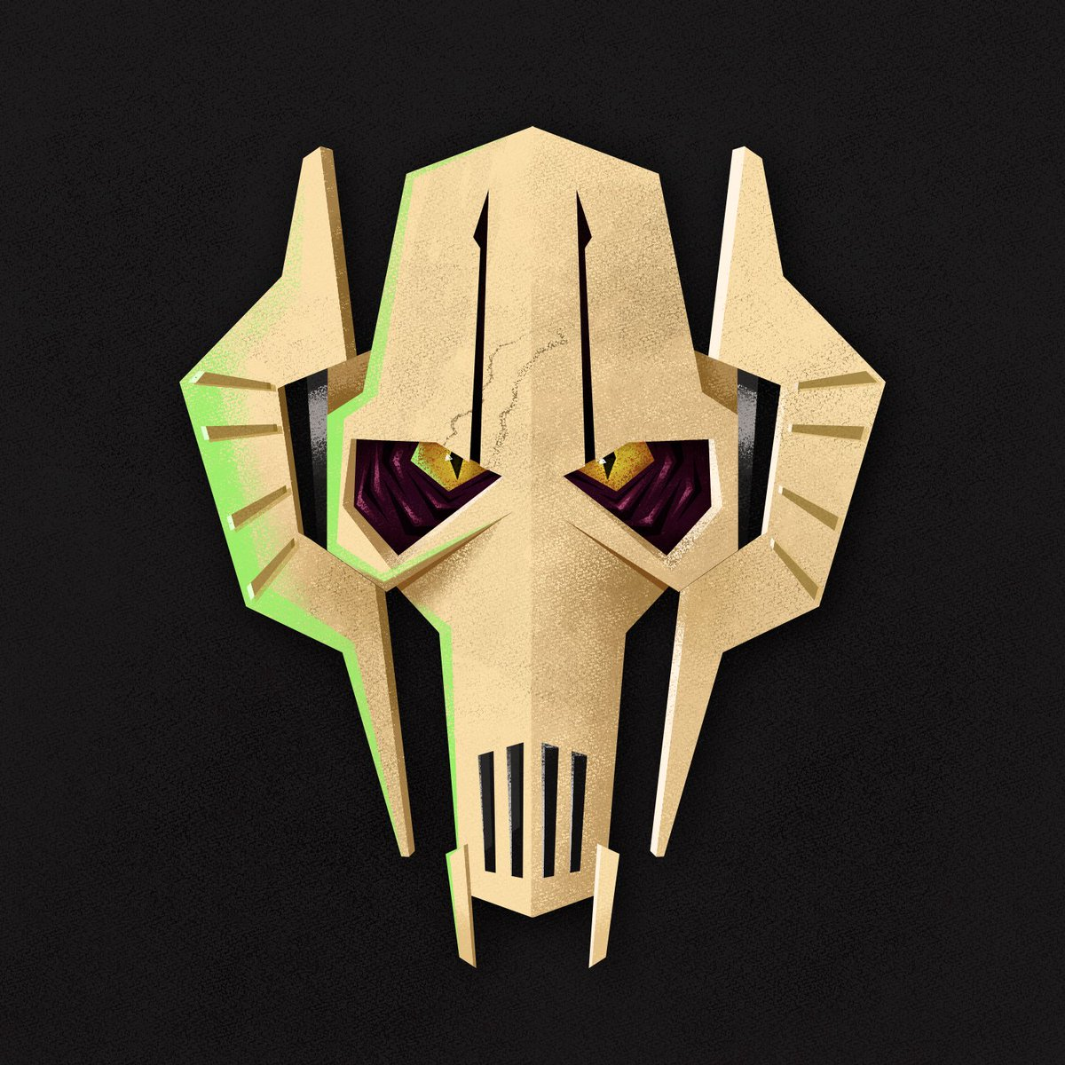 Download General Grievous from Star Wars von Rober Rollin | 1200x1200