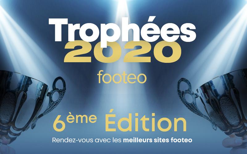 📢 Trophées @footeo_officiel 2020 : découvrez les 25 lauréats sur notre blog https://t.co/lkHqEkbJuN Un grand merci à tous les clubs qui nous ont envoyé leur candidature ces derniers jours ! #trophéesfooteo2020 https://t.co/5MuftpEDXv