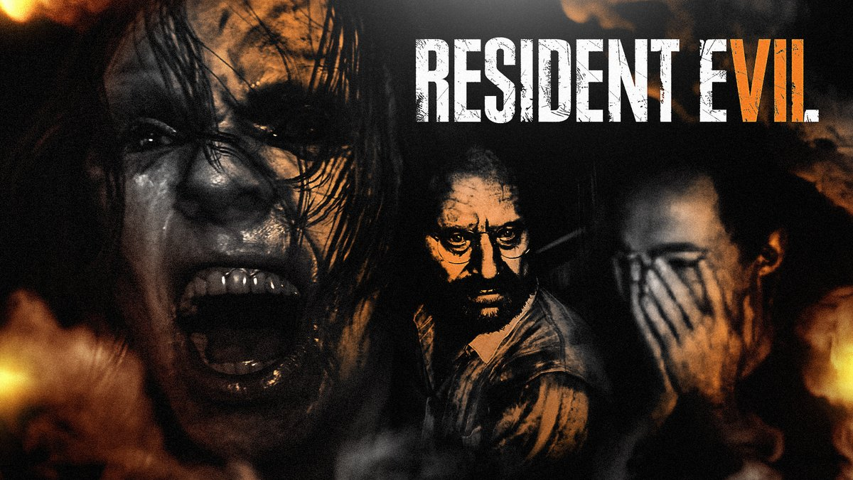 Resident Evil 7 was for sure the most terrifying horror game I've played...  https://t.co/MF0vy75rYf https://t.co/PKKOPqKi50