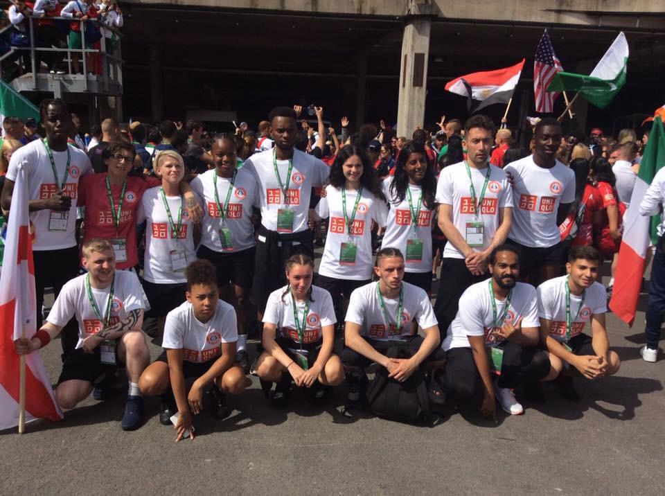 The @homelesswrldcup should have been taking place right now! As we look forward to the virtual event on July 5th, were thinking about how good last year was in Cardiff with Centrepoint Team England! ⚽ ✨
