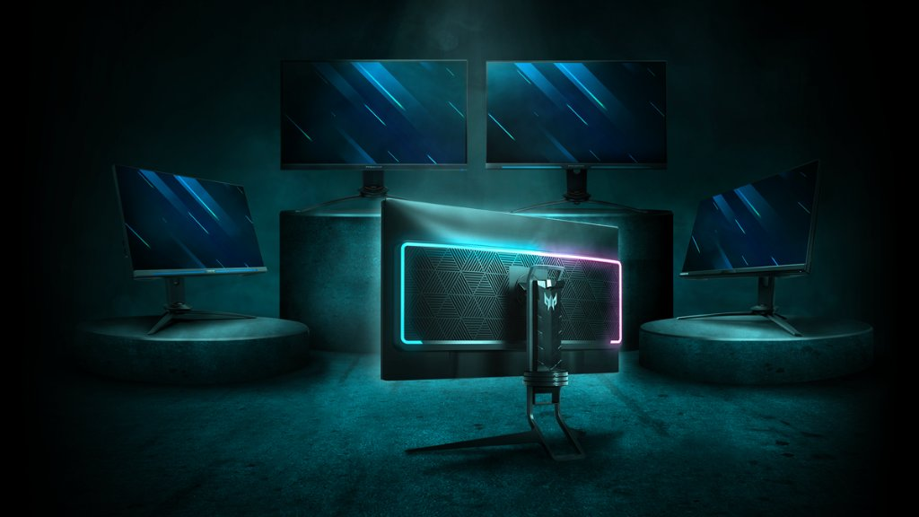 Design or conquer on the #PredatorX25 and #PredatorXB3 series gaming monitors, purpose built for accuracy and precision. See clearer here: https://t.co/TDqK0pYevB #NextAtAcer https://t.co/X6BwBMpFUD