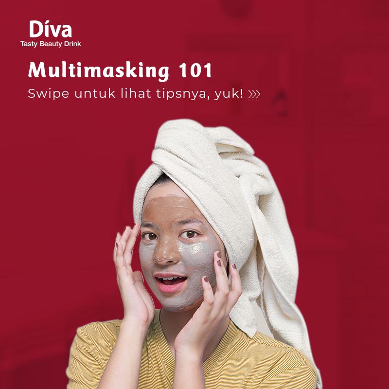 Pernah denger teknik multimasking, Ladies? Itu lho, maskeran dengan mengoleskan beberapa jenis masker sekaligus di area wajah. Katanya sih, bisa mengatasi semua masalah kulit di wajahmu. Kira-kira, masker apa aja yang cocok dikombinasiin? #GlowLikeDiva https://t.co/964Z3sFkwT
