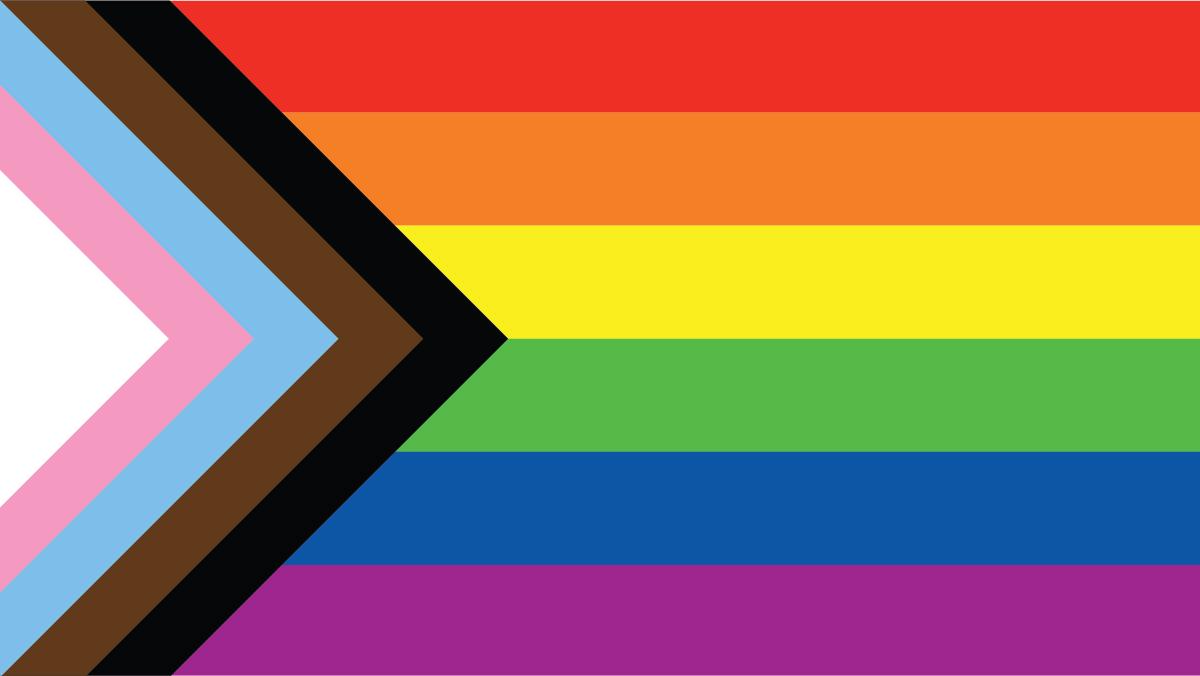 Nous levons le drapeau virtuel, où il restera, pour toute une saison de #Pride.  1/2 https://t.co/OeNE1zK3qb