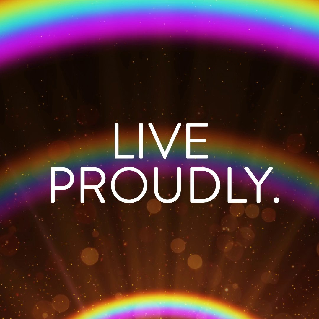 Today we celebrate our LGBTQIA+ colleagues, friends, family and fans. Happy #Pride. #TINABroadway