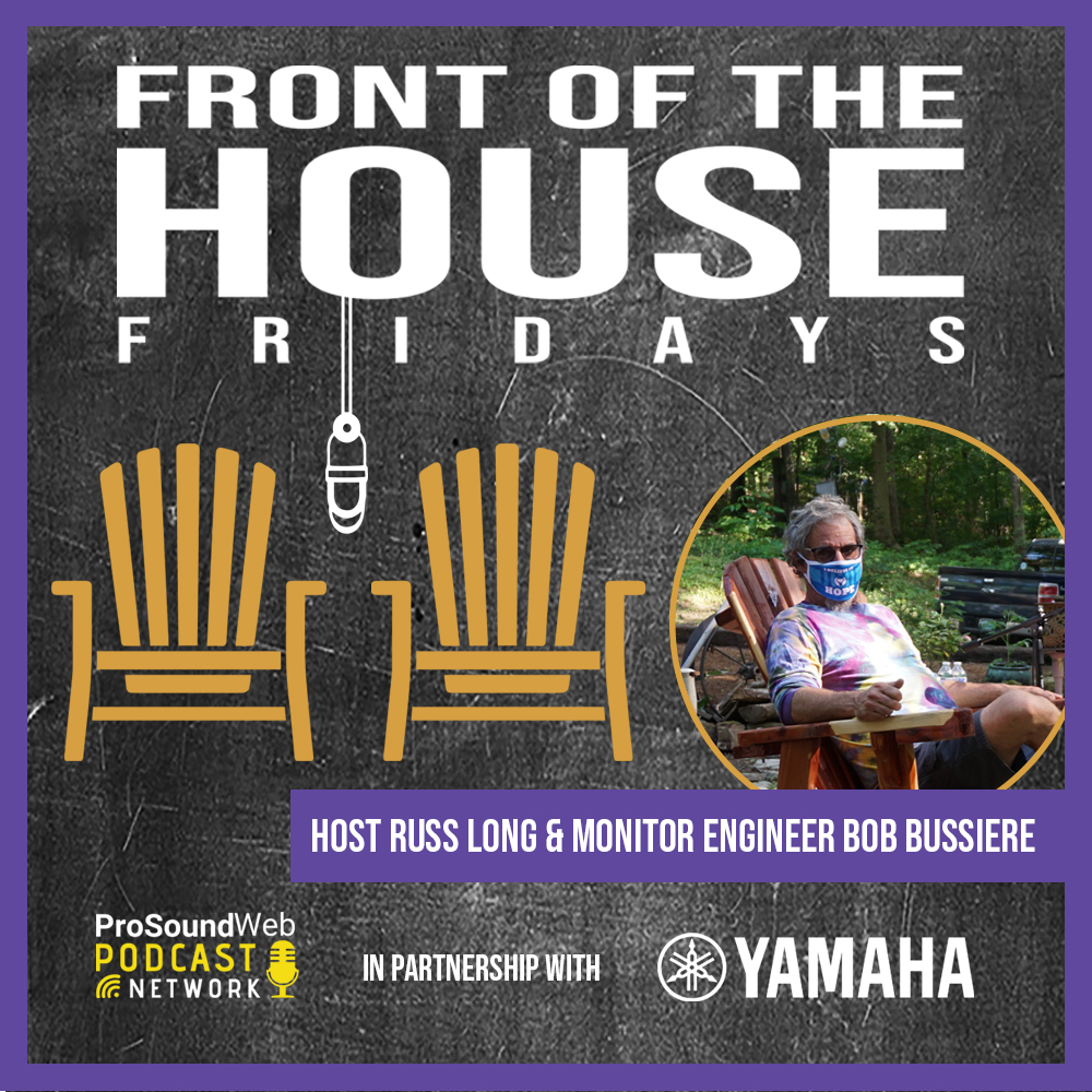 Grand Ole Opry monitor engineer, Bob Bussiere, talks about how he's mixed for more than 450 acts on PM10, his favorite plugins and features, and more in episode 3 of Front of the House Fridays podcast with @ProSoundWeb. #yamaharivage    Listen here: https://t.co/8LEqBaStEe https://t.co/1mVfbLYusP