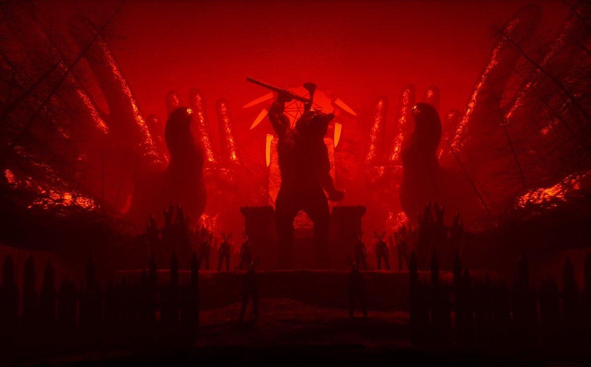 "Who has seen our new video for ""Doom Woods"" we released yesterday? https://t.co/meSevXBlBz https://t.co/kBRY18jI0r"
