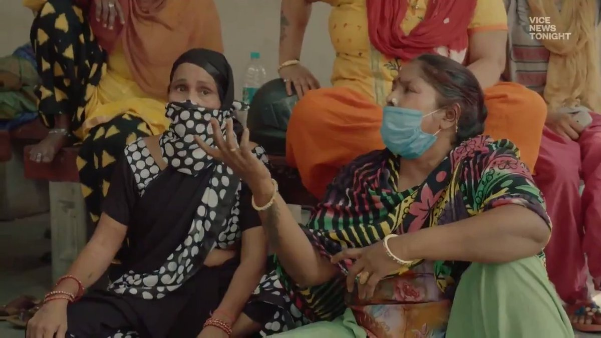 Doctors aren't getting their salaries on time, and relatives of patients line up with soap, food, and clean clothes for their loved ones in government-run COVID hospitals.  @Angadgsingh and @akashbisht take a look at how the coronavirus has broken India's public health system. https://t.co/SU60Ew9si4
