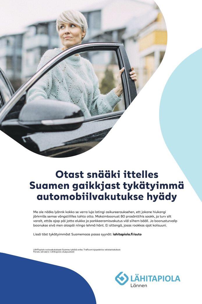 Perinteinen Raumangiäline ekstra-aviis on ilmestynyt!  Perinteisesti mukana on myös paikallinen Elämänturvayhtiö.  Koko aviisin pääset lukemaan:  https://t.co/7h2FOUYXiX  #Rauma #elämänturva #vakuutus https://t.co/m6Dyv5iK0z