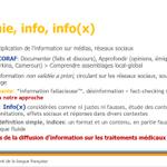 Image for the Tweet beginning: #Live - @AliceDesclaux du CRCF